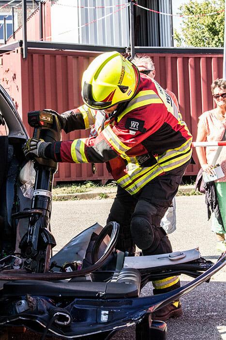 Mechanische, hydraulische und pneumatische Rettungsgeräte