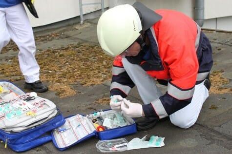 Ausbildung und Trainings für Rettungsdienst und Sanitätsdienst
