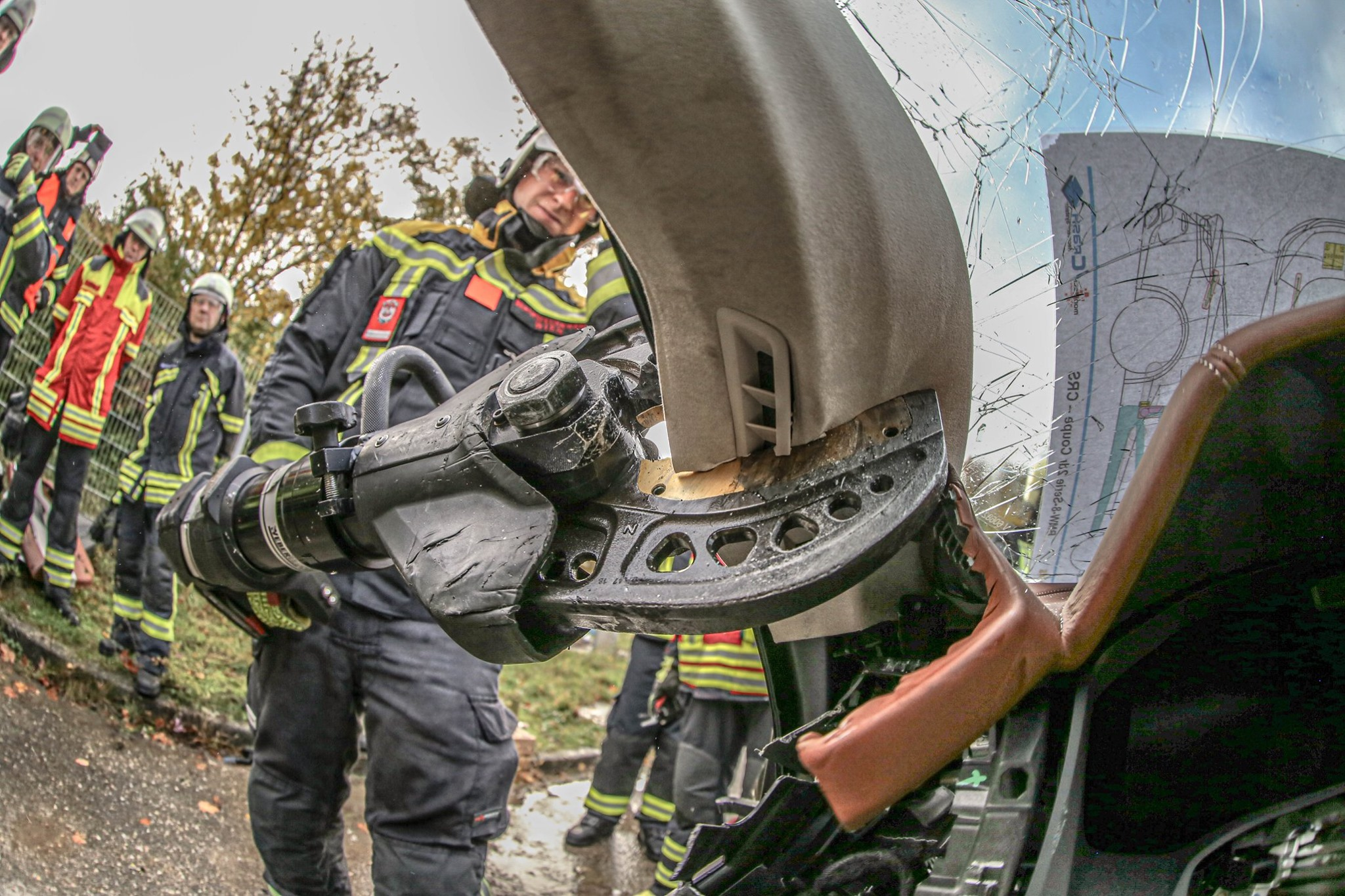 Ausbildung und Trainings für Feuerwehren