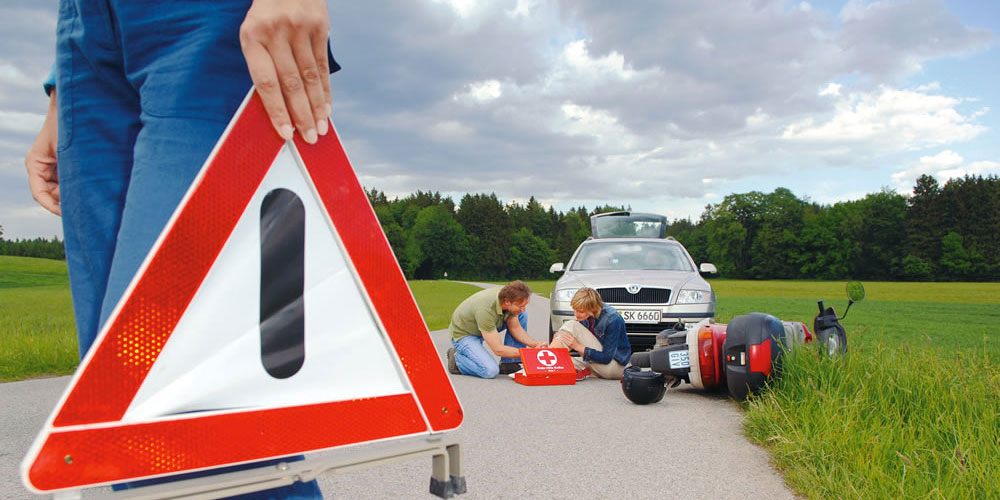 Erste-Hilfe-Kurs (§ 19 FeV) für Fahr-Anfänger