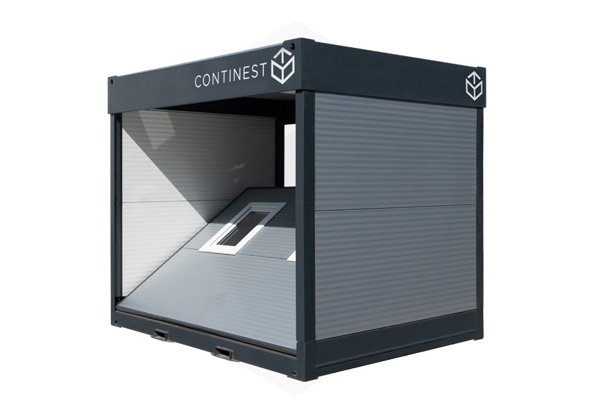 CONTINEST: Faltbare Container
