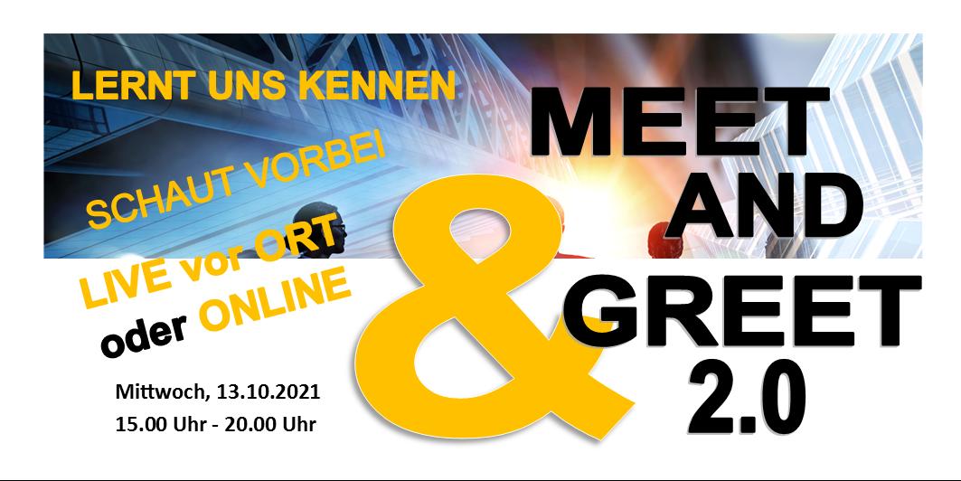 Meet & Greet 2.0